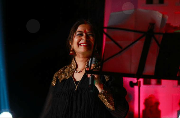 Image result for Rekha Bhardwaj and Pritam