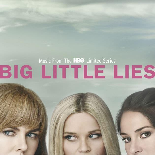 big little lies album art