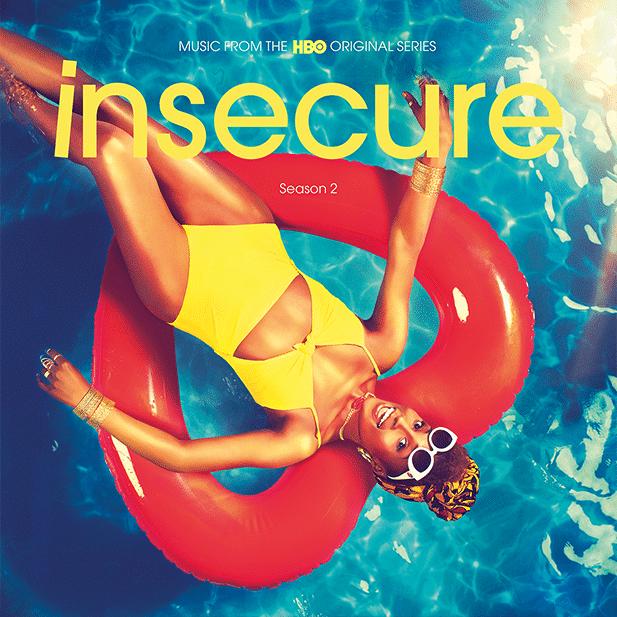 insecure soundtrack album art