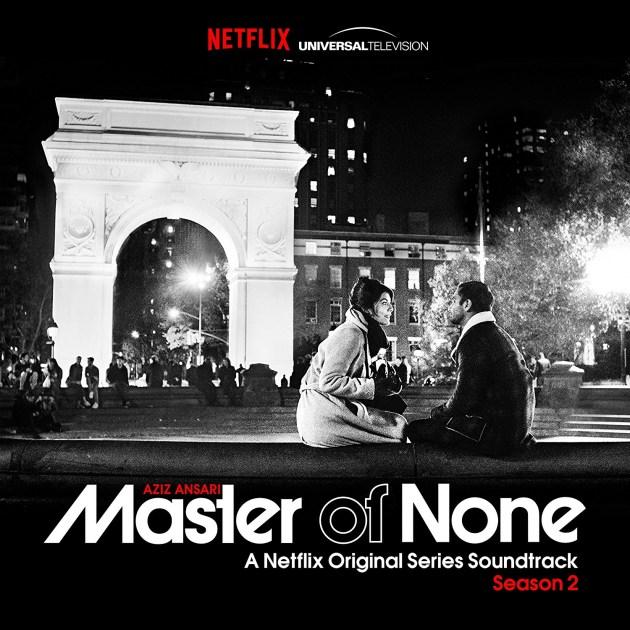 master of none soundtrack album art