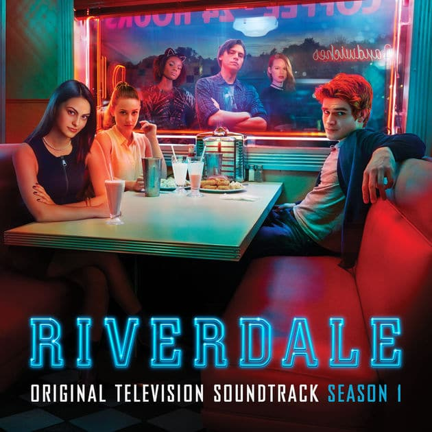 riverdale season 1 soundtrack