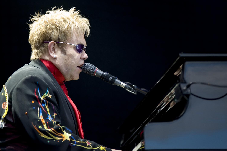 Elton John Banner