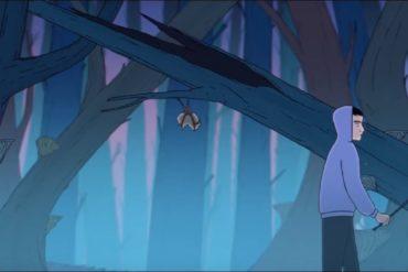 Jon Hopkins video screenshot