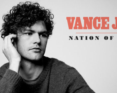 Nation of Two Vance Joy Banner