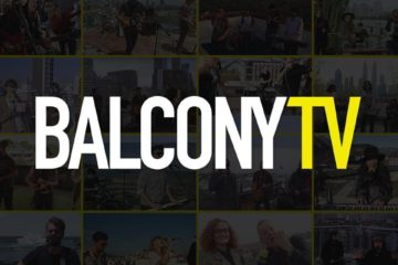 Balcony TV