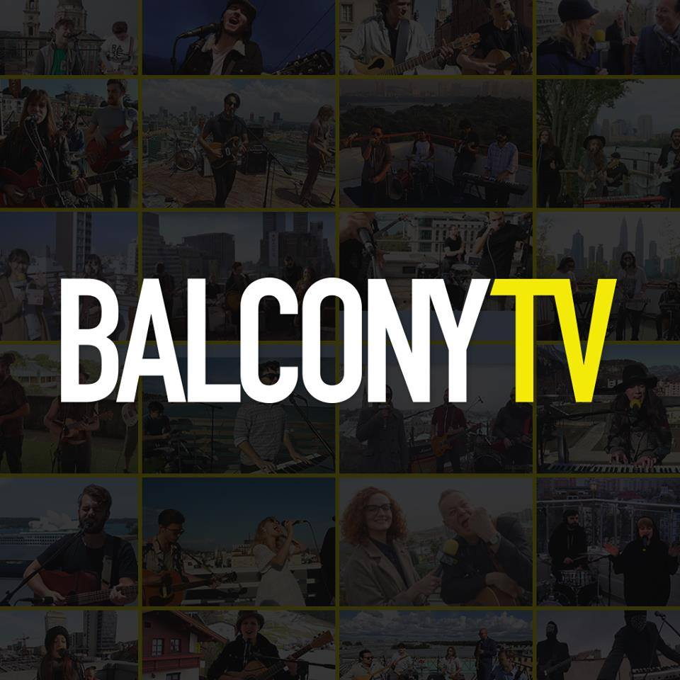 Balcony TV