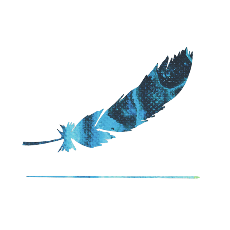 Feathers in Space