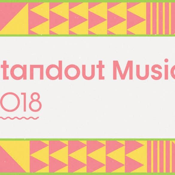 Standout Albums 2018