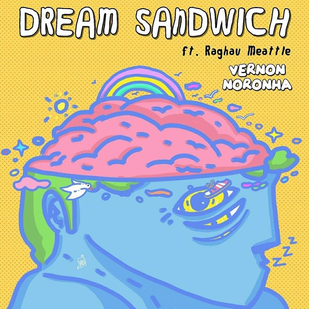 Vernon Noronha's Dream Sandwich Is