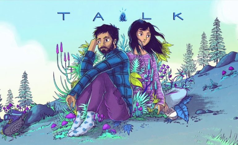 ady manral talk cover art