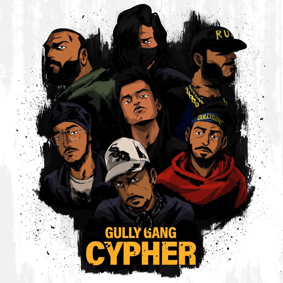 Gully Gang Cypher