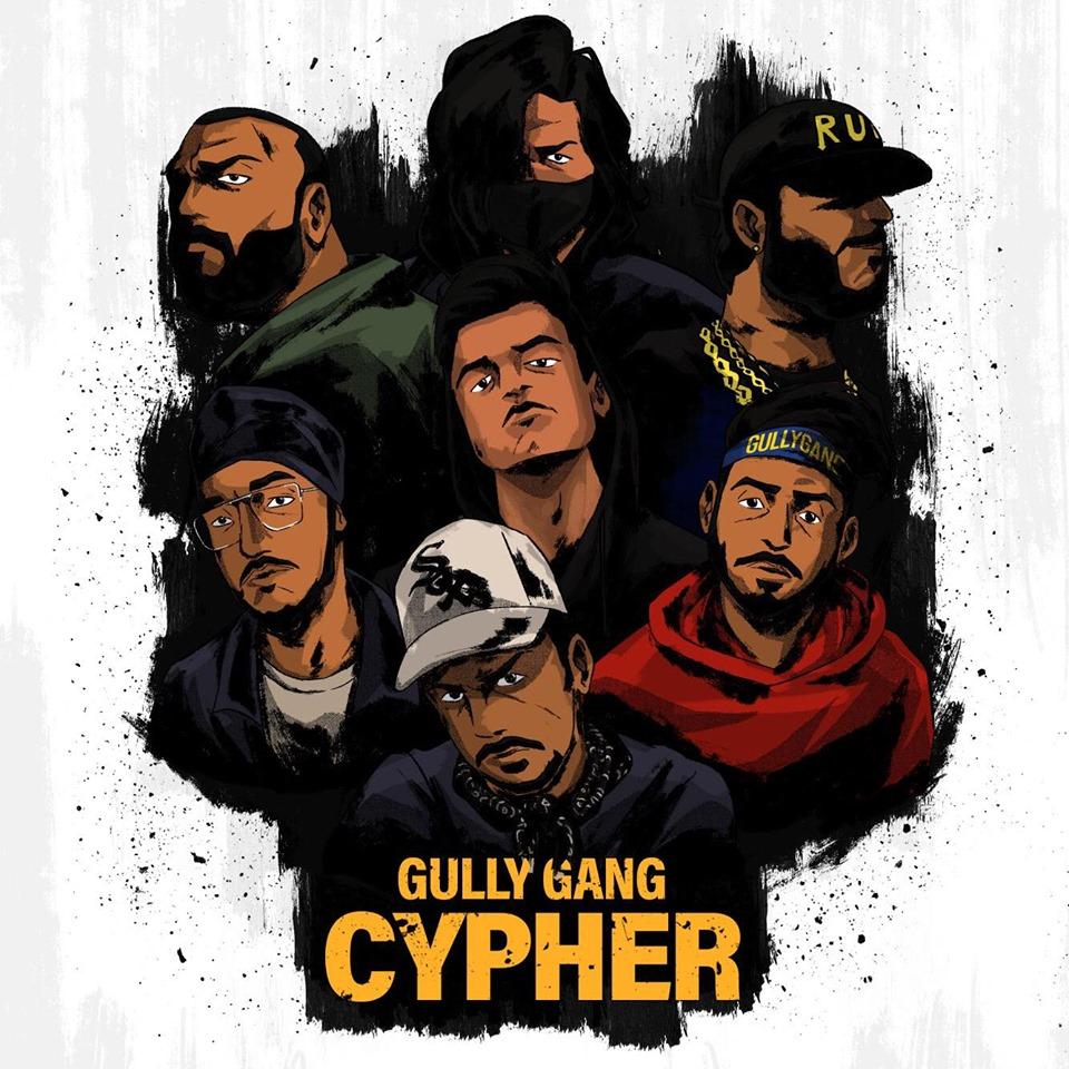 Gully Gang Cypher