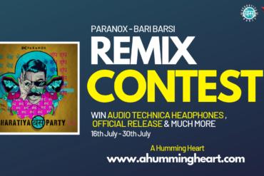 Paranox - Bari Barsi contest_July