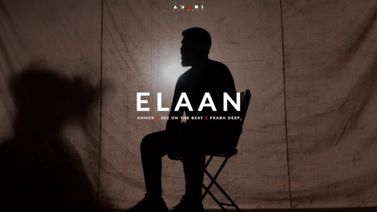 elaan video cover