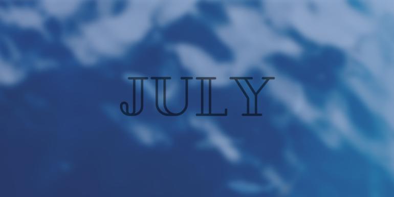 July - Playlist