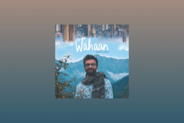 Cover art, Wahaan by Osho Jain