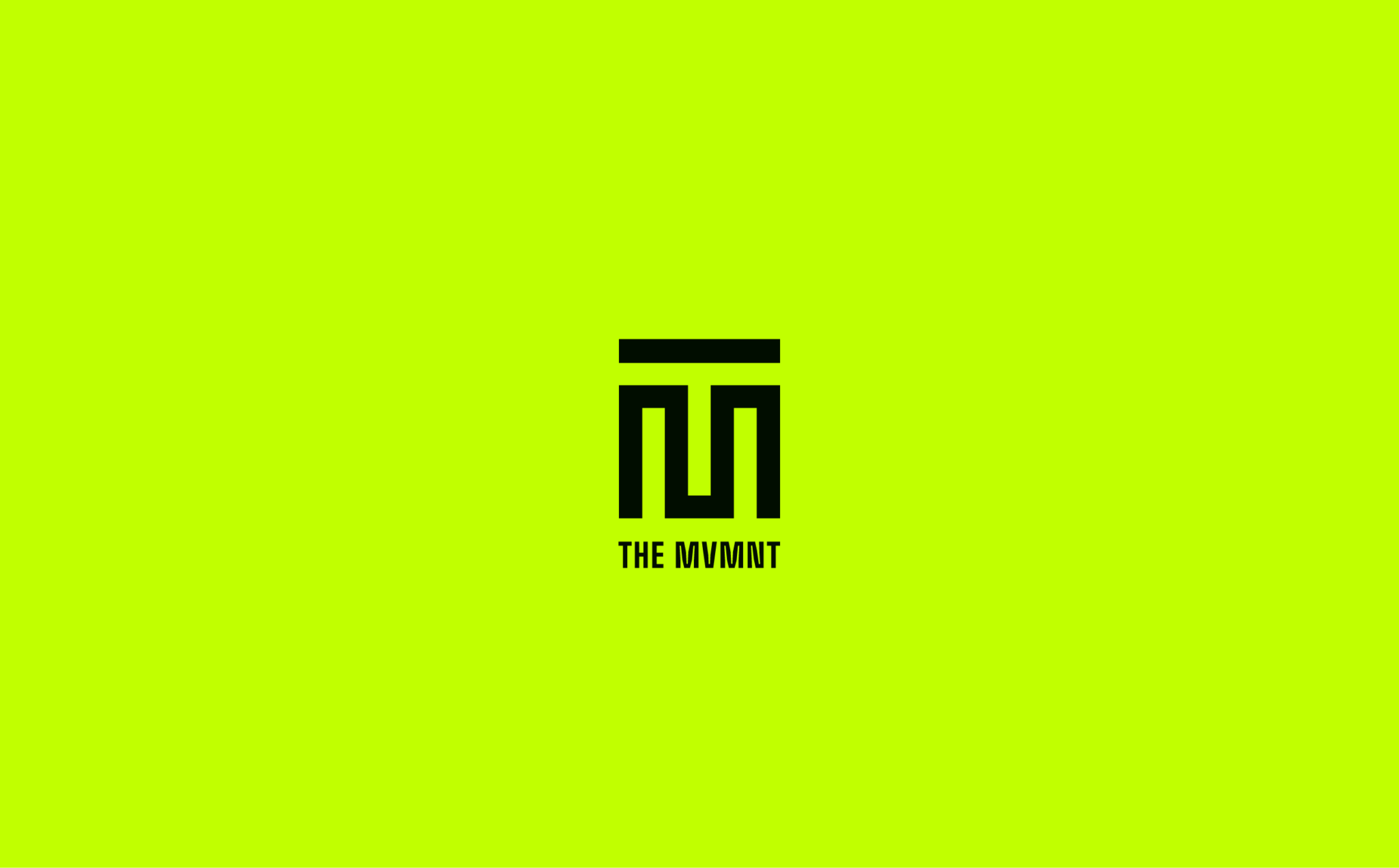 The MVMNT Logo