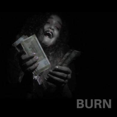 Pratika burn cover art