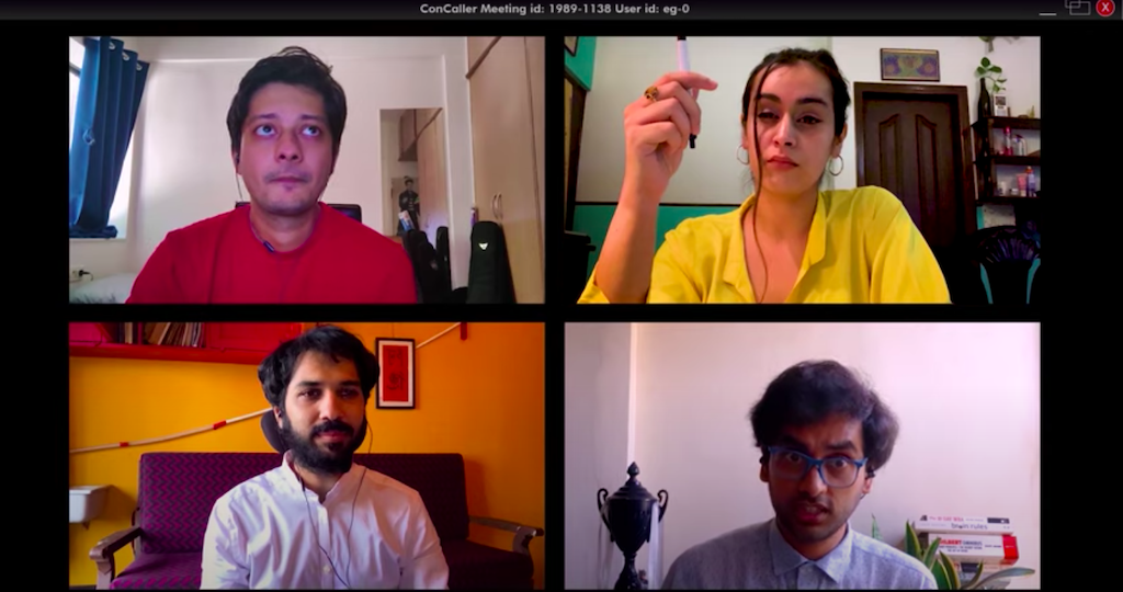 Tejas Menon - Conference Call: A Musical