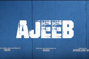 Ajeeb - Ahmer, Azadi Records