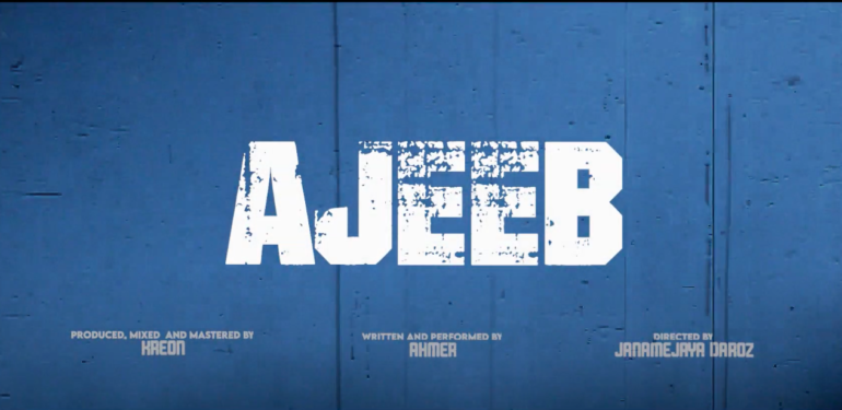 Ajeeb - Ahmer, Azadi Records