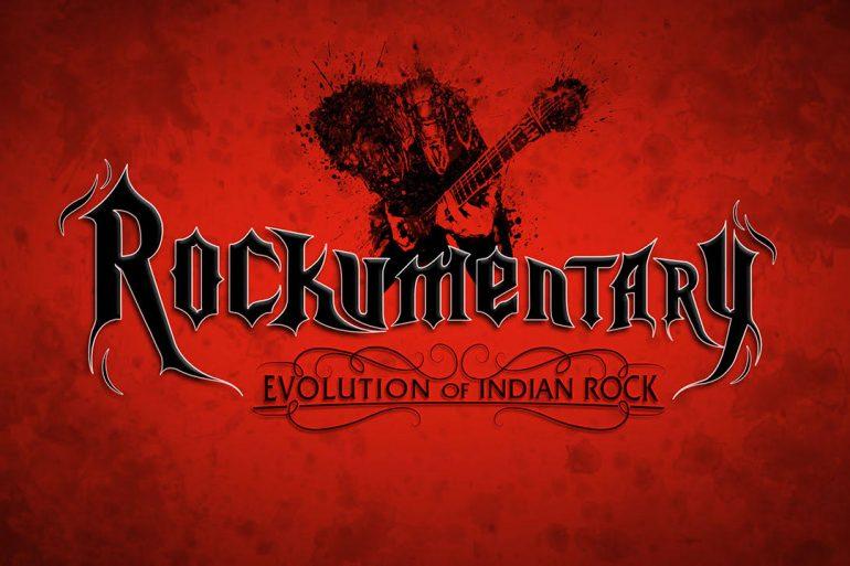 Rockumentary poster